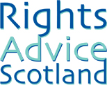 Link to: Rights Advice Scotland Home Page. Opens in a new browser window